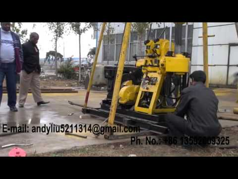 hydraulic drilling rig video 19 for upload