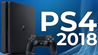 PS4 in late 2018 - worth buying? (Review)