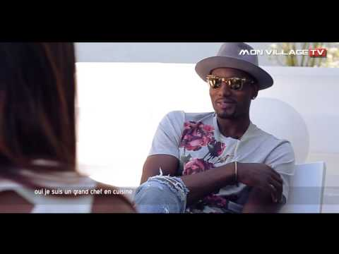 FACE A LA CAMERA AVEC SERGE IBAKA Basketteur professionnel de la NBA