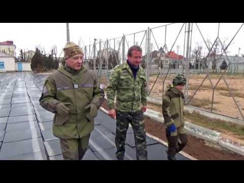 Военная Школа ОФП (21 января 2017 г.)