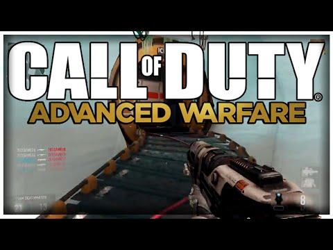 Call Of Duty: Advanced Warfare Multiplayer SHOTGUN Gameplay (COD AW 2014)