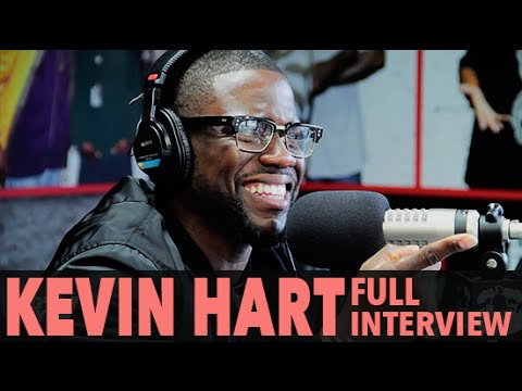 """Kevin Hart on New Movie """"Central Intelligence"""" with The Rock And More! (Full Interview) 