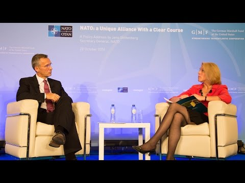 A Policy Address by Jens Stoltenberg, Secretary General, NATO - Part 1