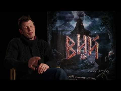 Jason Flemyng in box-office champion movie - Viy 3D