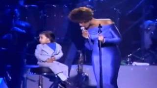 Whitney Houston   Greatest Love Of All Live (greatest hits) R.I.P † 09.08.1963 - 11.02.2012