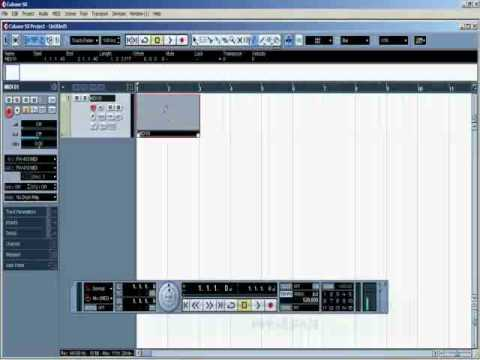Cubase SX MIDI Recording SAVL Publishing Cubase Bengali Hindi English Tutorial
