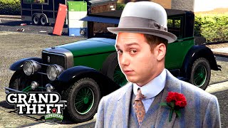 OLD FASHIONED GANGSTER HEIST (Grand Theft Smosh)