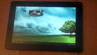 Android 4.0 Ice Cream Sandwich Update Introduction Video on ASUS Eee Pad Transformer Prime