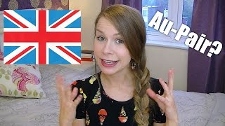Au Pair in England? - Live your dream Part 1