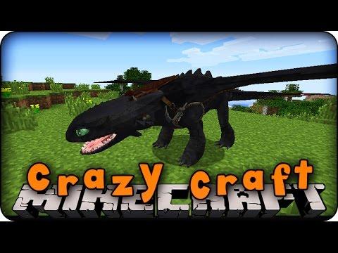Minecraft Mods - CRAZY CRAFT 2.0 - Ep # 113 'DRAGON PIT!' (Superhero / Orespawn Mod)