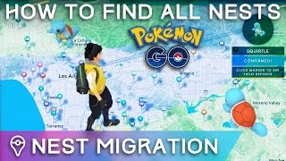 Download lagu How To Find *all* PokÉmon Nest Locations In PokÉmon gratis