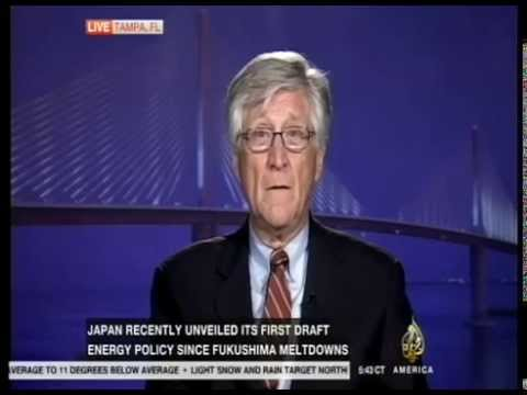 Nuclear Watch: Japan Arnie Gundersen on Al Jazeera Discussing Fukushima Anniversary   (03/27/2014)