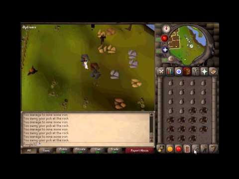 Fastest Guide to 99 Mining in RS 07