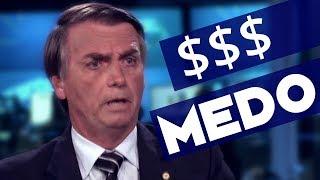Bolsonaro Inseguro? (Linguagem Corporal - Metaforando)