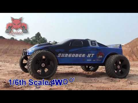 RedCat Shredder XT Teaser Trailer