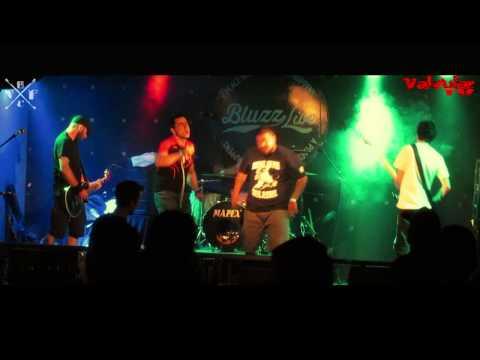 NUEVAS FUERZAS. 14.12.2014. Bluzz Live ( Show Completo ). Montevideo. Uruguay