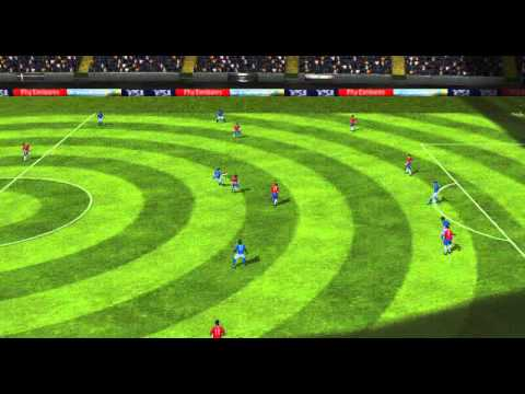 Fifa 14 Android - Brazil Vs Chile video