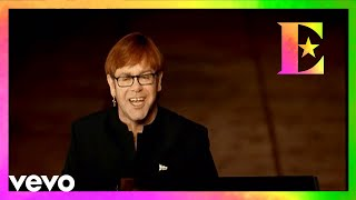 Клип Elton John - Something About The Way You Look Tonight
