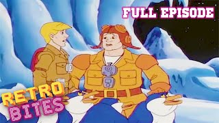 Ghostbusters | Cold Winter's Night | Christmas Special | TV Series | Cartoons For Children 🎄