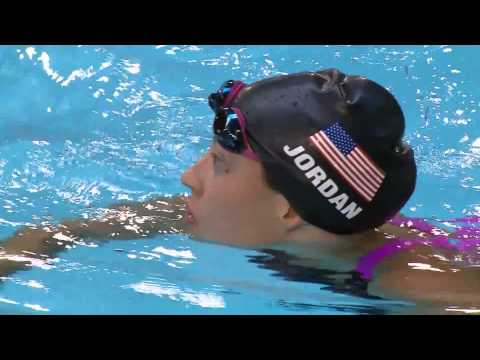 Women's 50m Butterfly S7 | Final | 2015 IPC Swimming World Championships Glasgow