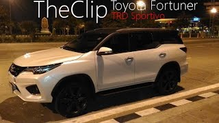 Toyota Fortuner 2.8 4WD TRD - Clip01
