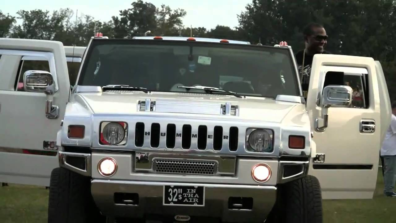 30 Inch Rims On Hummer H2 : Hummer on inch rims pissin s florida classic