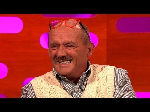 Brendan O'Carroll's casting of Mrs Brown's Boys - The Graham Norton Show: Series 15 - BBC