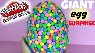GIANT ORBEEZ EGG SURPRISE PEPPA PIG PAW PATROL MY LITTLE PONY MAKEUP BABY DINOSAURS SPORTS CARS
