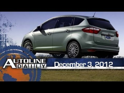 Will Mark Fields Get Passed Over at Ford? - Autoline Daily 1025