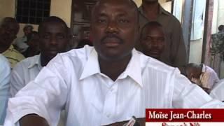 VIDEO: Moise Jean Charles Pèsiste, Manifestation Rèd Devan Anbassade Americaine 29 Novanm