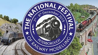 BRM Presents: The National Festival of Railway Modelling 7th-8th December 2019 - Peterborough