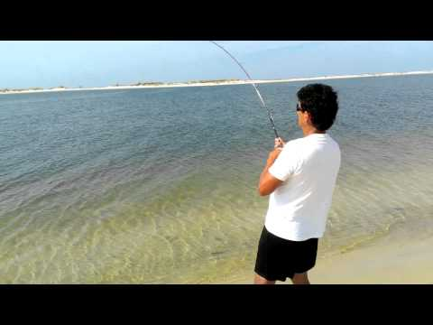 Dauphin Island AL   - Ed & Robert part 1
