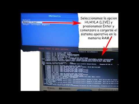 Software Libre, Gratuito e Instalación del Sistema Operativo Huayra