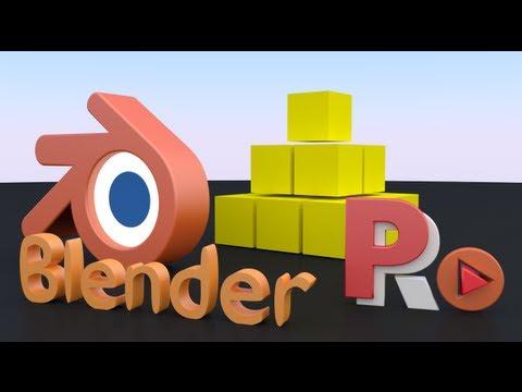 Уроки Blender на русском - видео
