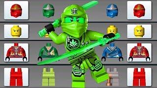 LEGO NINJAGO, Batman Build Monster Truck, Helicopter - Lego Juniors Create & Cruise | Lego Games