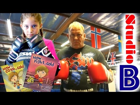 How to catch a cold AND How to FIGHT a cold! Must see review