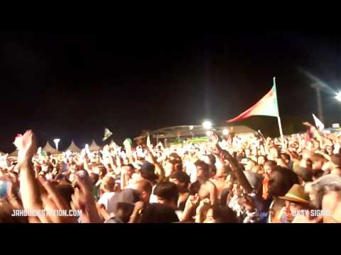 Busy Signal - Watch Out For This - Bumaye Live  Rototom 2013 video