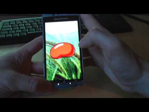 Jelly Bean 4.2.2 CM10.1 on Xperia Arc (lt15i)