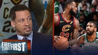 Chris Broussard on Kyrie