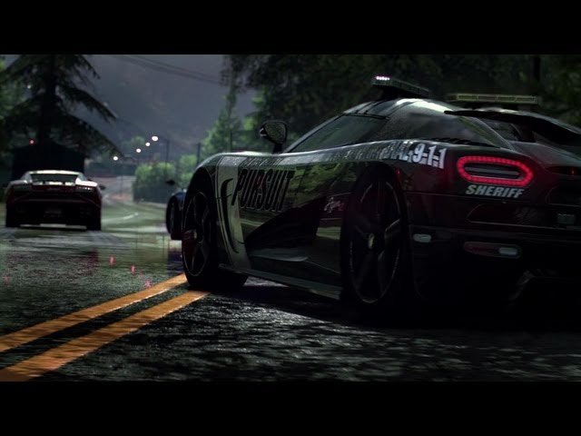Need for Speed Rivals - E3 2013 Cops vs Racers Trailer