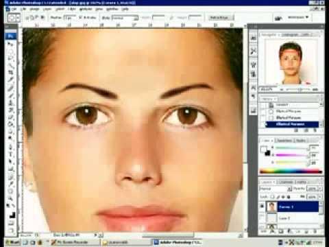 Трансформация из мальчика в девушку макияж