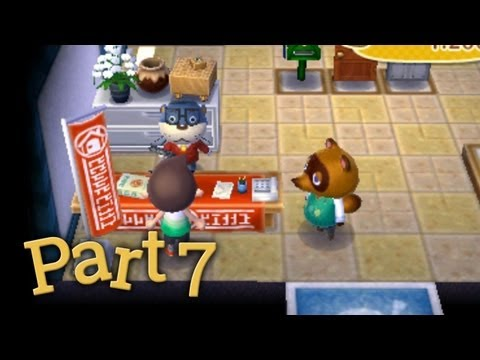 Let's Play Animal Crossing: New Leaf Part 7