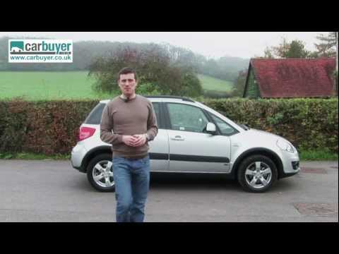 Suzuki SX4 SUV review - CarBuyer