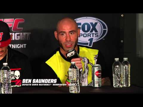 Fight Night Tulsa: Post-fight Press Conference Highlights