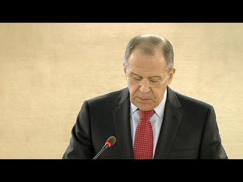 Sergei Lavrov defends Russia's position on Ukraine