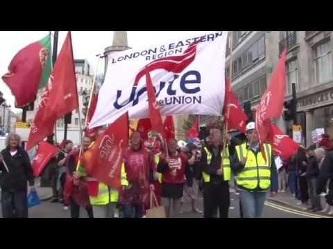 Public Sector Strike 10 July 2014