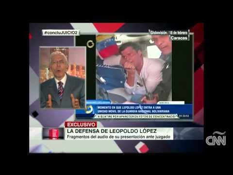 Venezuela: Fragmentos del audio de Leopoldo López