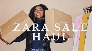 ZARA WINTER SALE HAUL 2018 |  Fearfully and Fashionably Made