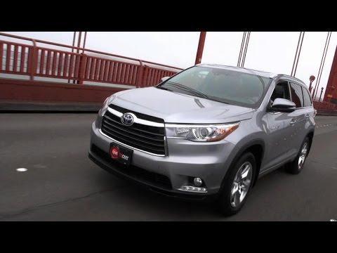 Car Tech - 2014 Toyota Highlander Hybrid