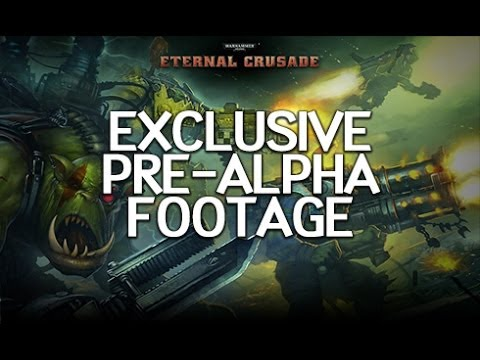 Warhammer 40k Eternal Crusade Gameplay Warhammer 40k Eternal Crusade
